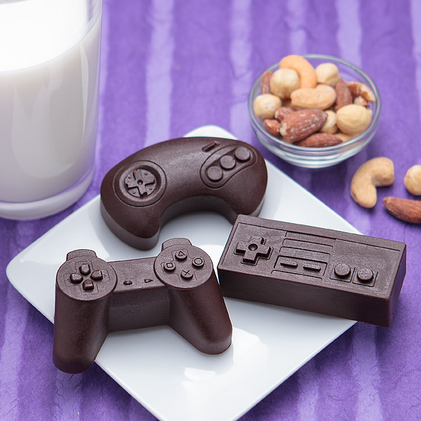 Classic Game Controller Silicone Mold 01 Daily Gadget Inspiration #217