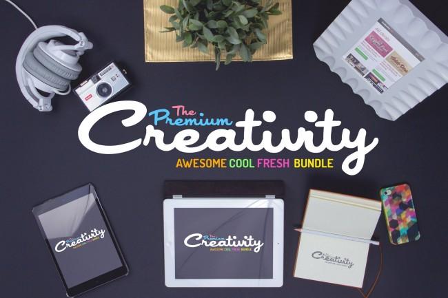 Cover 650x433 The Creativity Premium Bundle