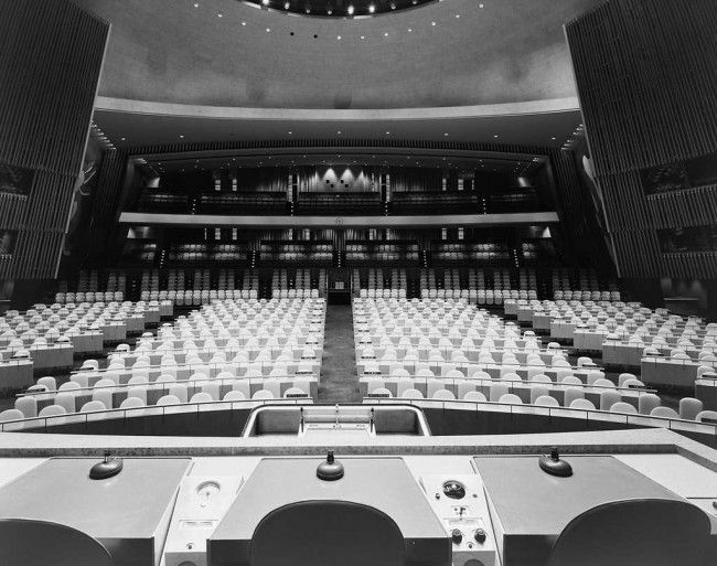 Ezra Stoller 650x513 Black and White Photography by Ezra Stoller