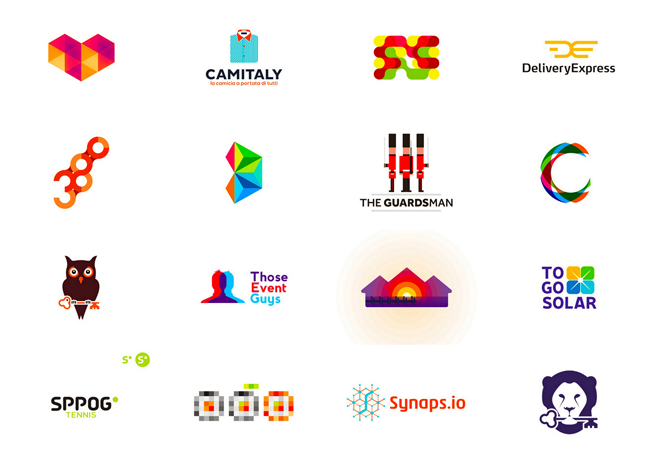 Logos designed in 2014 by Alex Tass 01 LOGO DESIGN projects 2014 by Alex Tass