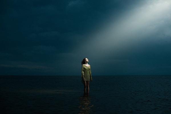 Un rayo de sol Amazing Photography by Ibai Acevedo