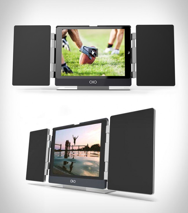 amp ipad case large 650x737 Amp | iPad Theater Experience Speaker Case