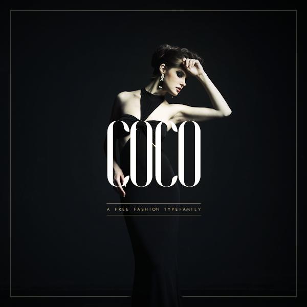 coco COCO – Free Fashion Font Family