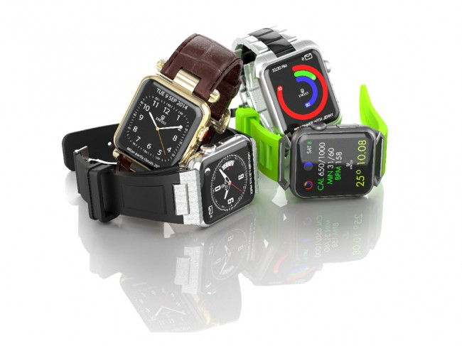 dswiss 5.003 650x487 Beautiful Apple Watch Accessory Collection