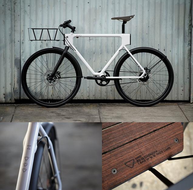 evo urban utility bike large EVO Urban Utility Bike