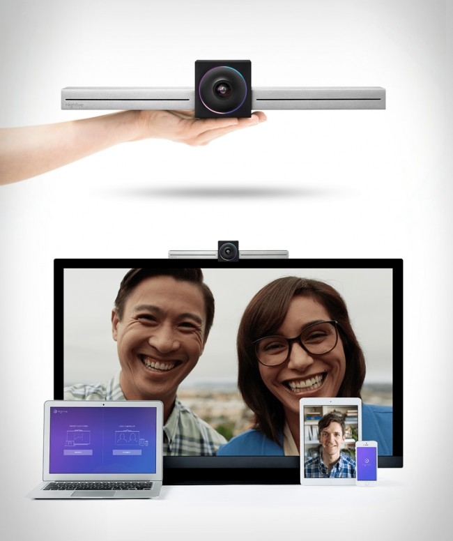 highfive video conferencing large 650x776 Highfive Video Conferencing