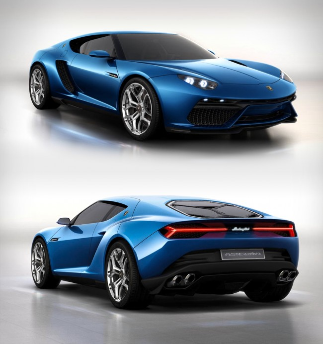 lamborghini asterion large 650x692 Lamborghini Asterion