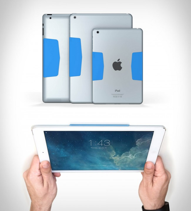 magbak large 650x718 MagBak, Worlds thinnest iPad mount
