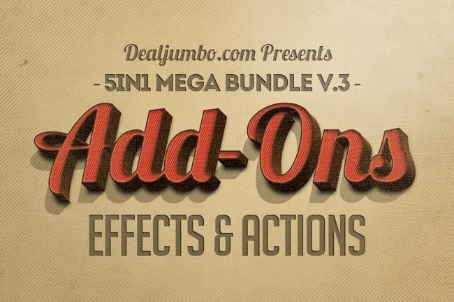 mainprv 650x432 Mega Bundle: Add Ons (Effects & Actions)
