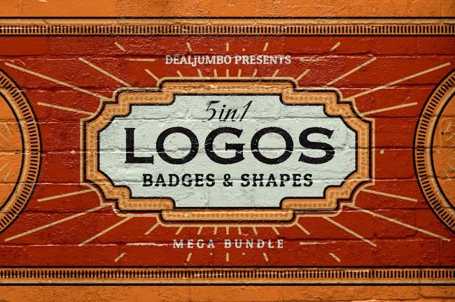 mp1 650x432 Mega Bundle: Logo/Badge Templates & Shapes