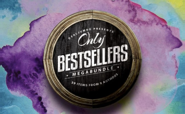 only best sellers 650x401  only best sellers Only Best Sellers Mega Bundle! vol.3: hundreds of design goods