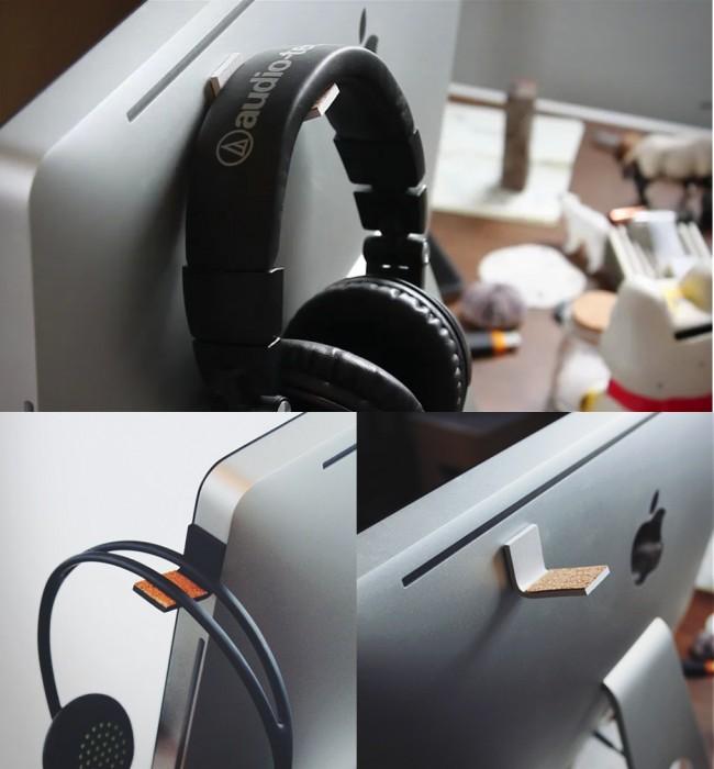 sound sripp large 650x700 Sound Stripp | Headphone Hook