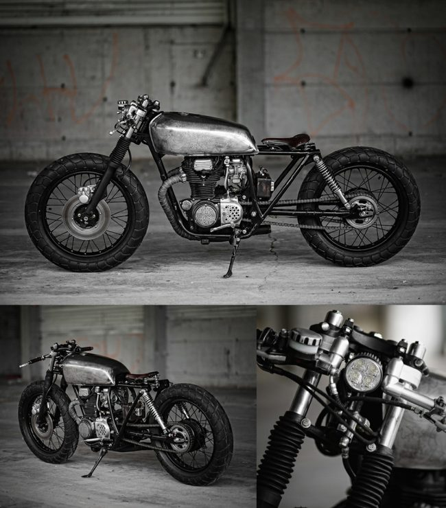 the salander zadig motorcycles large 650x740 The Salander | by Zadig Motorcycles