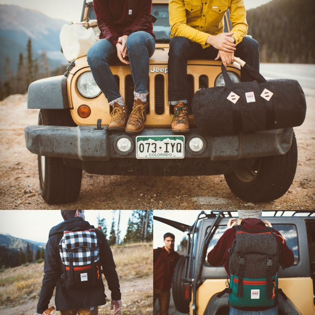 topo woolrich collection large 650x650 Topo x Woolrich Collection