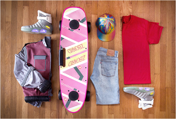 zboard back to the future Back to the Future Giveaway | by ZBoard