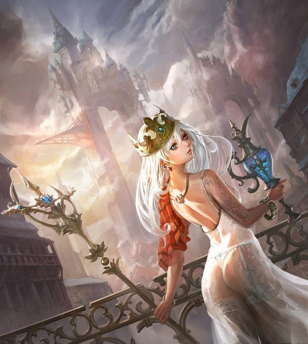001 anime illustrations inshoo1 Anime Illustrations by Inshoo1