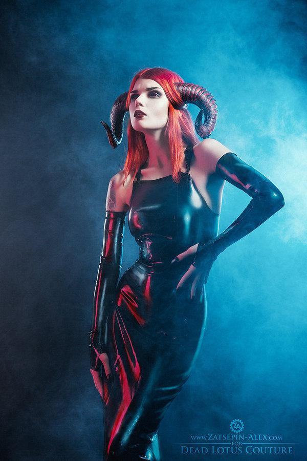 001 dark art elisanth Portrait Photography by Elisanth