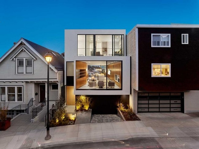 001 laidley street home michael hennessey architecture 650x487 Laidley Street Home by Michael Hennessey Architecture