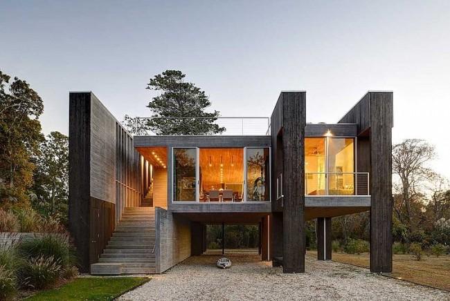 001 northwest harbor house bates masi architects 650x436 Northwest Harbor House by Bates Masi + Architects