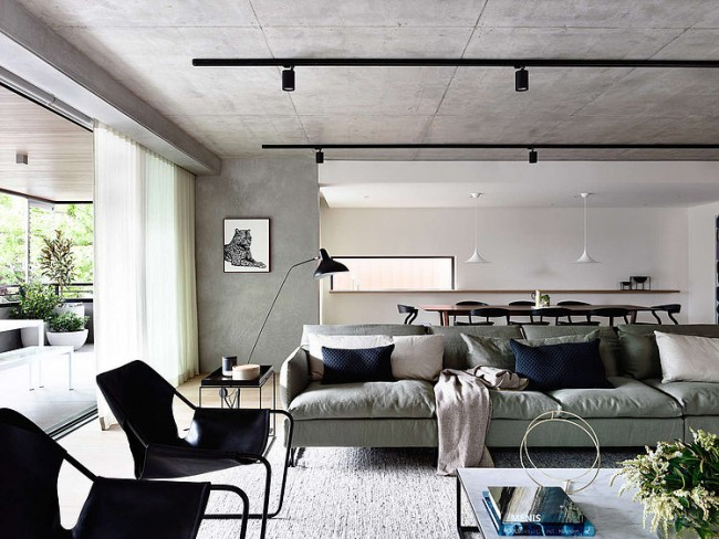 002 south yarra home carr design group 650x488 South Yarra Home by Carr Design Group