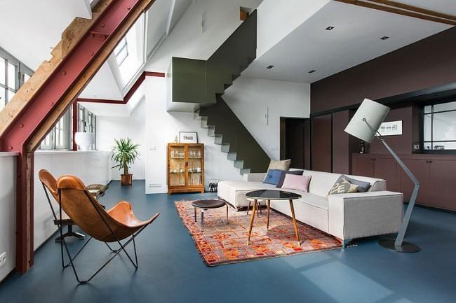 003 almere home studio ruim 650x433 Home in Amsterdam by Studio RUIM
