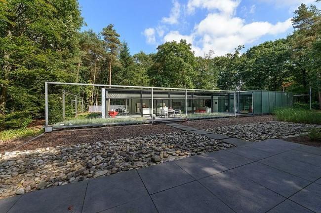 004 bungalow borren staalenhoef architecten 650x433 Bungalow by Borren Staalenhoef Architecten