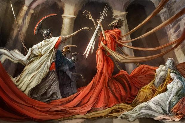 005 fantasy art alexandre chaudret Fantasy Art by Alexandre Chaudret
