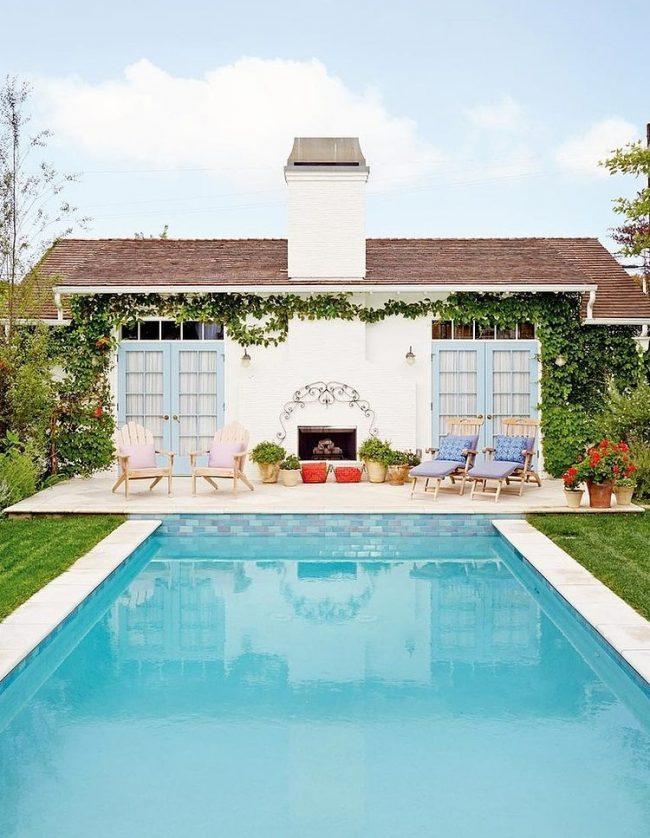 015 beach cottage alison kandler interior design 650x838 Beach Cottage by Alison Kandler Interior Design