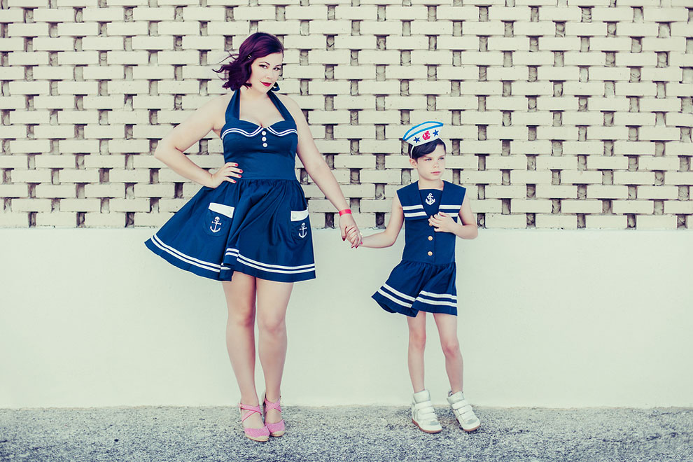 04 Adoptive Mother Connects with Daughter Through Creative Cosplay Portrait Series