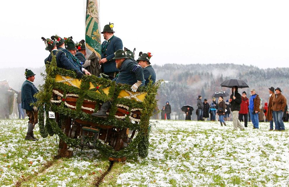 1105 Leonhardi Procession in Bavaria