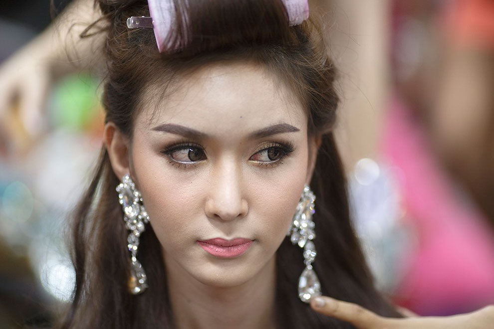 1107 Transgender Beauty Pageant in Pattaya