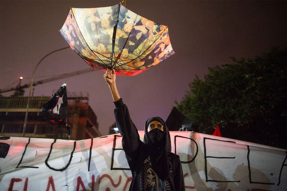 1156 Million Mask March: Hacktivists Against Mass Surveillance