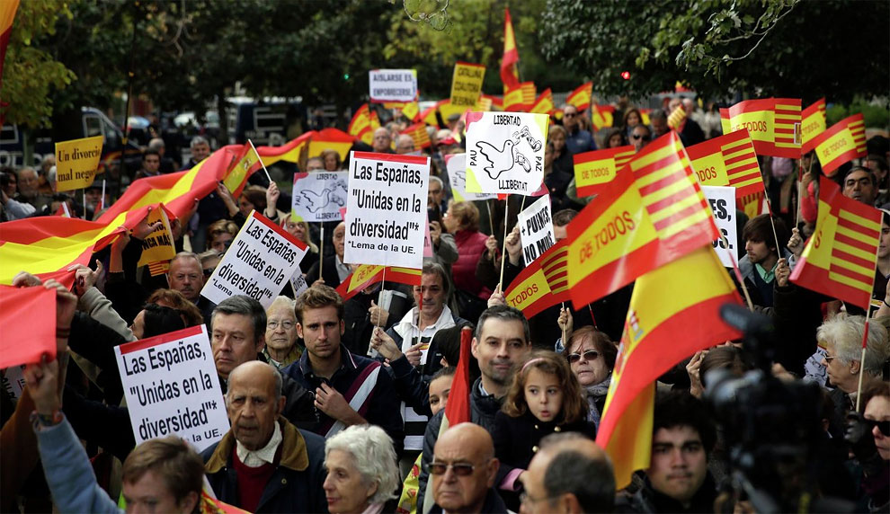 1158 Symbolic Vote on Catalan Independence