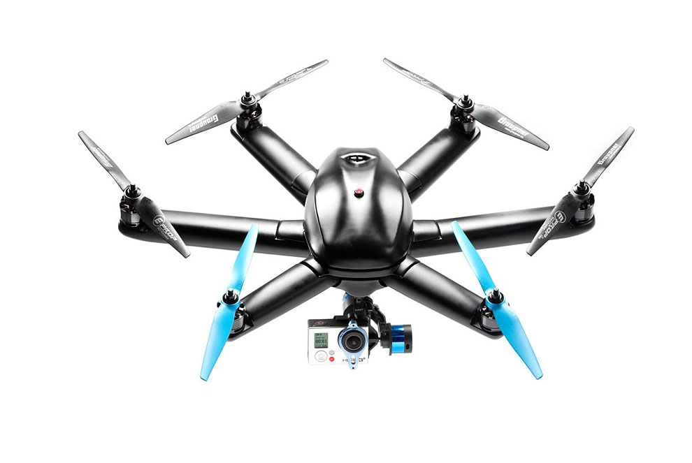 1160 HEXO+: A Flying Camera that Follows and Films You Autonomously