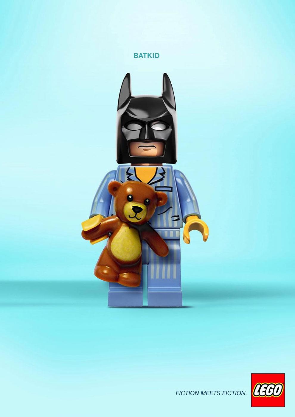 1184 LEGO: Fiction Meets Fiction