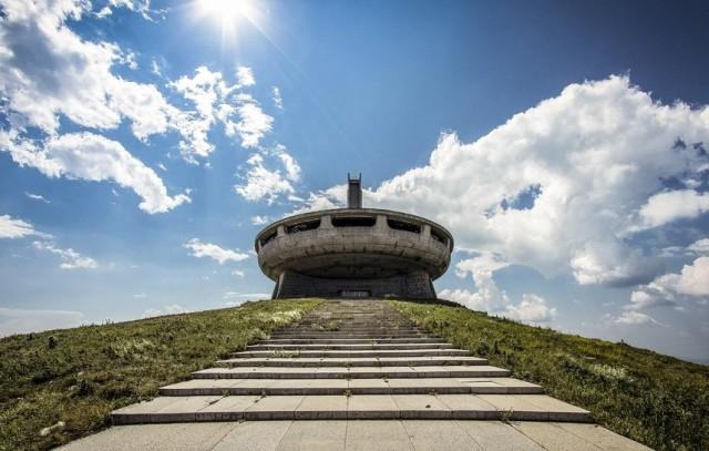 1369042940 1 640x407 The Worlds Biggest Communist Monument in Bulgaria