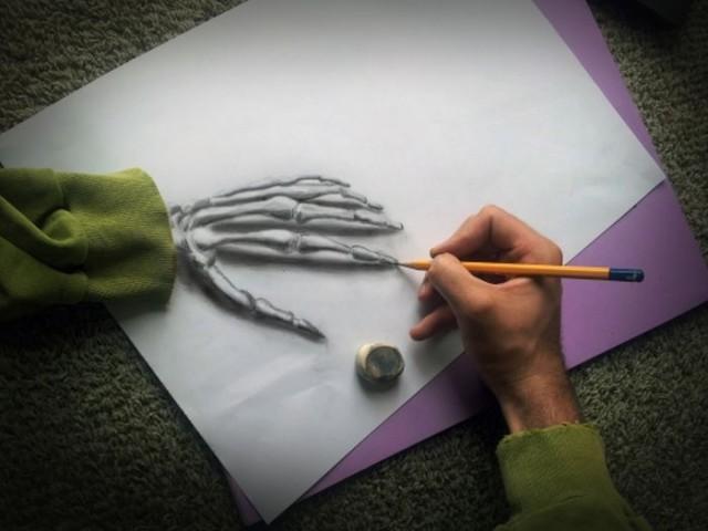 1369761930 10 640x480 Impressive 3D Drawings by Ramon Bruin