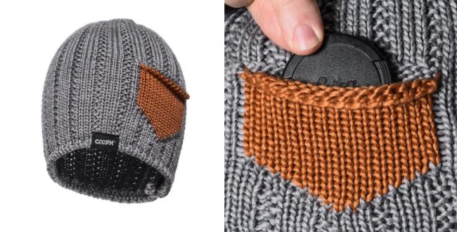 COOPH Beanie 650x330 Functional Clothing for Photographers by COOPH