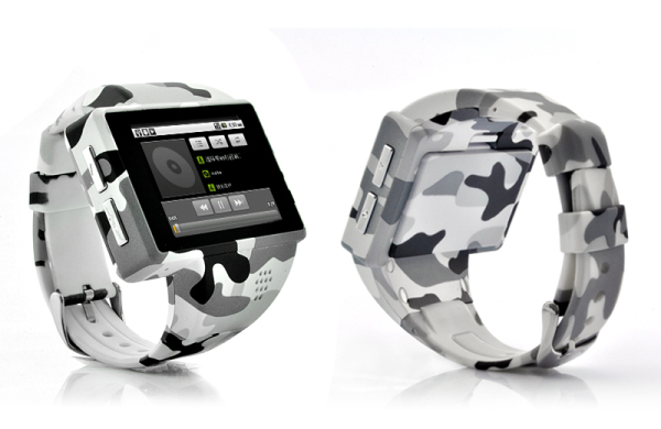Camo Android Phone Watch 2 600x390 Camo Android Phone Watch