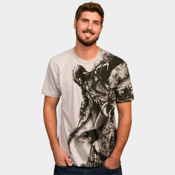 FALLING ARNO Tee Design by OKPDESIGNERS Assassins Creed® Unity Design Contest Grand Prize Winners