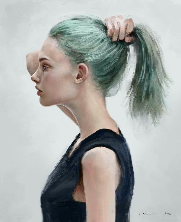 Isabella Morawetz 8 Digital Art by Isabella Morawetz