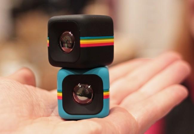Polaroid Cube 02 650x450 Daily Gadget Inspiration #239