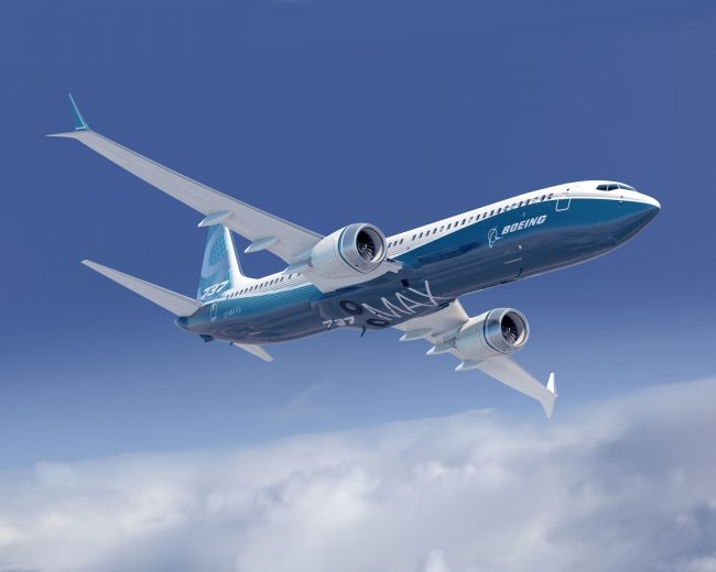 The New Boeing 737 MAX Is Here