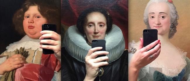 The Museum of Selfies 2014 01 650x280 The Museum of Selfies by Denmark based Olivia Muus
