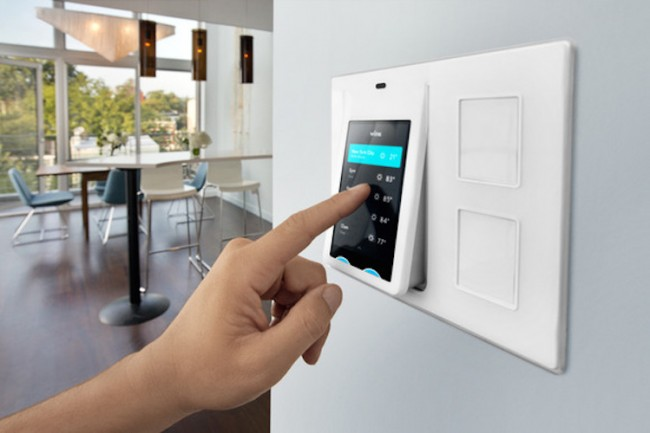 Wink Relay Smart Home Wall Controller 01 650x433 Daily Gadget Inspiration #238