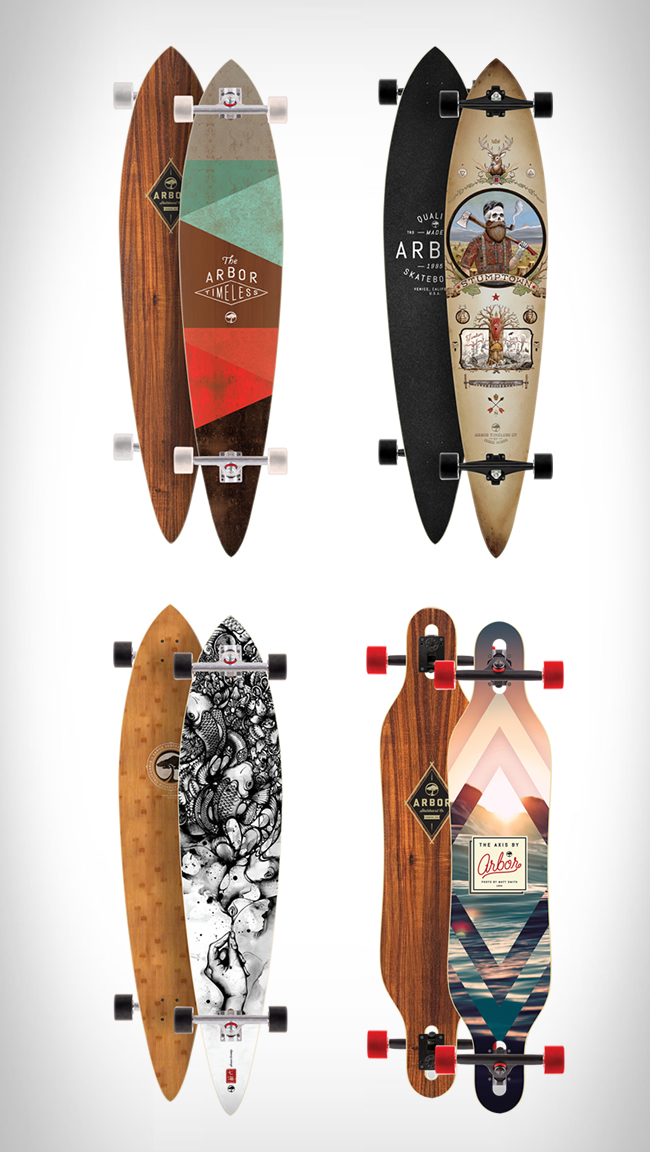 arbor skateboards large Arbor Skateboards