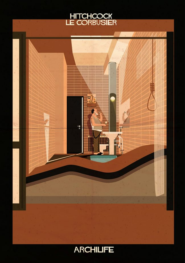 archilife federico babina everythingwithatwist 02 650x920 Famous Actors inside Famous Houses by Federico Babina