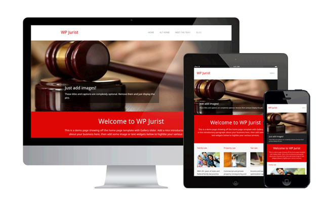 free law wordpress theme 04 10 Free Law WordPress Themes for Advocate