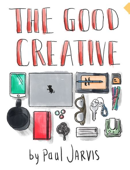 md1 The Good Creative (audiobook + eBook)   only $9!