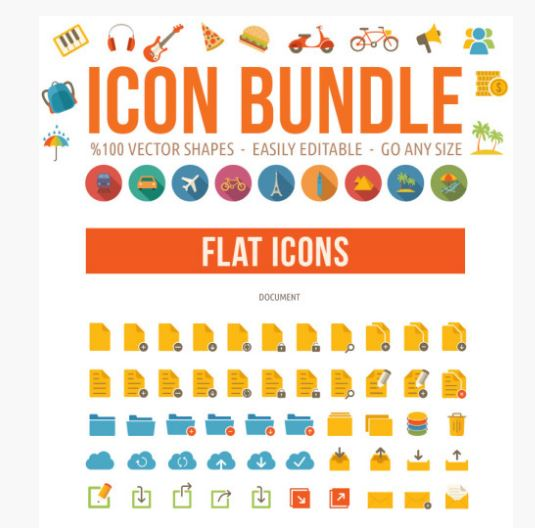 md5 2,000 Unique Icons  (5 different icon sets)   only $13!